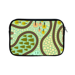 Hilly Roads Apple iPad Mini Zipper Cases