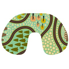 Hilly Roads Travel Neck Pillows