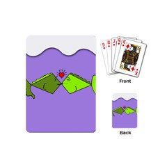 Kissing Fish Playing Cards (Mini)