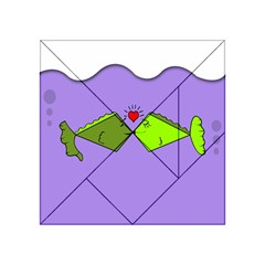 Kissing Fish Acrylic Tangram Puzzle (4  x 4 )