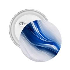 Light Waves Blue 2.25  Buttons