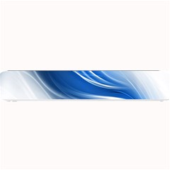 Light Waves Blue Small Bar Mats