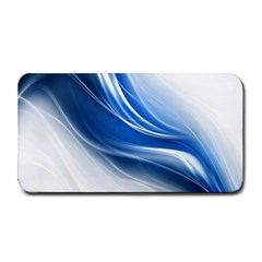 Light Waves Blue Medium Bar Mats