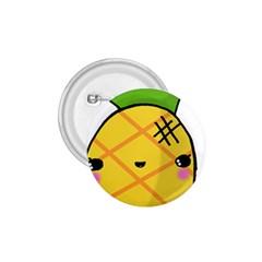 Kawaii Pineapple 1.75  Buttons
