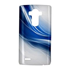 Light Waves Blue LG G4 Hardshell Case