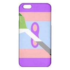 Noninsexual Aromantic Combo Flag iPhone 6 Plus/6S Plus TPU Case