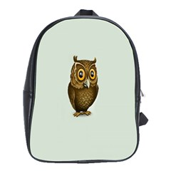 Owl School Bags(Large)