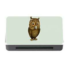 Owl Memory Card Reader with CF