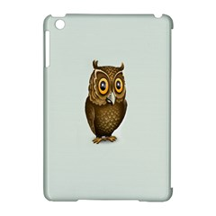 Owl Apple iPad Mini Hardshell Case (Compatible with Smart Cover)
