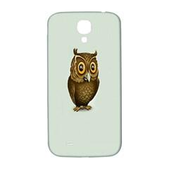 Owl Samsung Galaxy S4 I9500/I9505  Hardshell Back Case