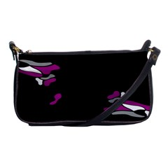 Magenta creativity  Shoulder Clutch Bags