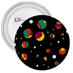 Colorful dots 3  Buttons