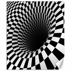 Optical Illusions Canvas 8  x 10