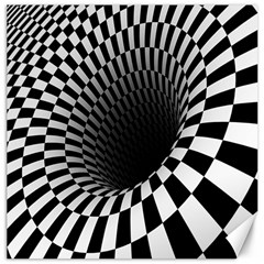 Optical Illusions Canvas 20  x 20