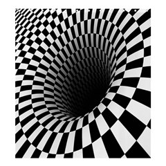 Optical Illusions Shower Curtain 66  x 72  (Large)