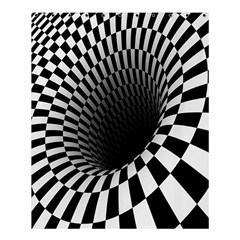 Optical Illusions Shower Curtain 60  x 72  (Medium)