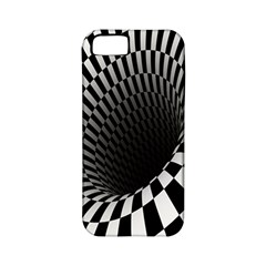 Optical Illusions Apple iPhone 5 Classic Hardshell Case (PC+Silicone)