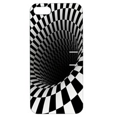 Optical Illusions Apple iPhone 5 Hardshell Case with Stand
