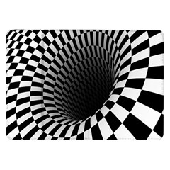 Optical Illusions Samsung Galaxy Tab 8.9  P7300 Flip Case