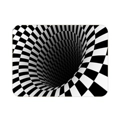 Optical Illusions Double Sided Flano Blanket (Mini)