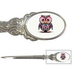 Owl Colorful Letter Openers