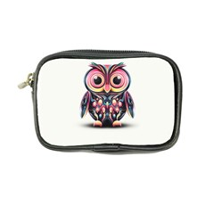 Owl Colorful Coin Purse