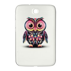 Owl Colorful Samsung Galaxy Note 8.0 N5100 Hardshell Case
