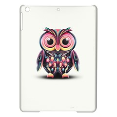 Owl Colorful iPad Air Hardshell Cases