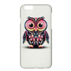 Owl Colorful Apple iPhone 6 Plus/6S Plus Hardshell Case