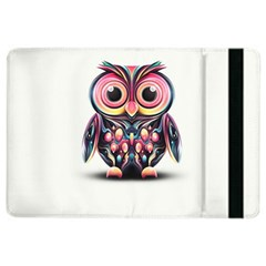 Owl Colorful iPad Air 2 Flip