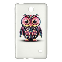 Owl Colorful Samsung Galaxy Tab 4 (7 ) Hardshell Case