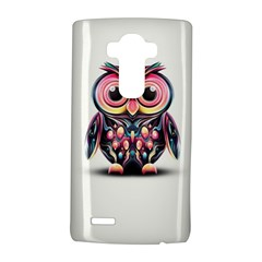 Owl Colorful LG G4 Hardshell Case
