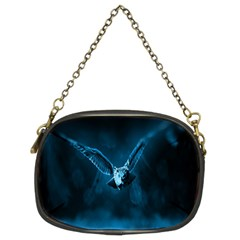 Night Owl Wide Chain Purses (Two Sides)