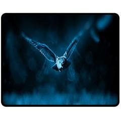 Night Owl Wide Fleece Blanket (Medium)