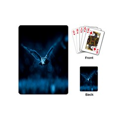 Night Owl Wide Playing Cards (Mini)
