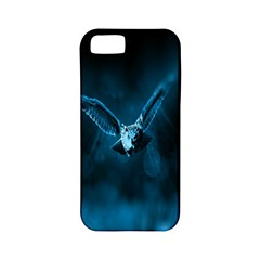 Night Owl Wide Apple iPhone 5 Classic Hardshell Case (PC+Silicone)