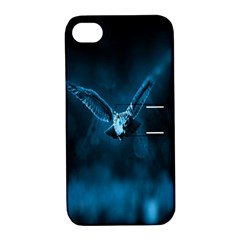 Night Owl Wide Apple iPhone 4/4S Hardshell Case with Stand