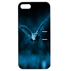 Night Owl Wide Apple iPhone 5 Hardshell Case with Stand