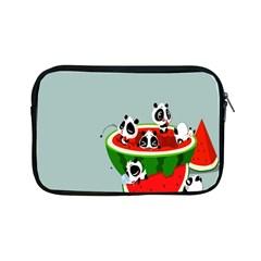 Panda Watermelon Apple iPad Mini Zipper Cases