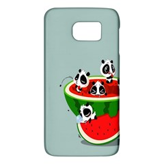 Panda Watermelon Galaxy S6