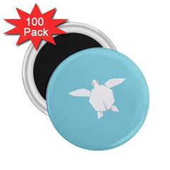 Pet Turtle Paper Origami 2.25  Magnets (100 pack)
