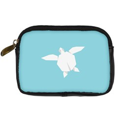 Pet Turtle Paper Origami Digital Camera Cases