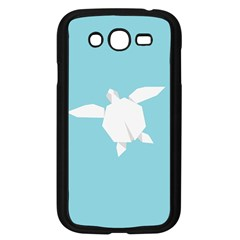 Pet Turtle Paper Origami Samsung Galaxy Grand DUOS I9082 Case (Black)