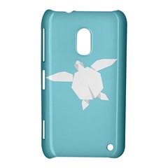 Pet Turtle Paper Origami Nokia Lumia 620