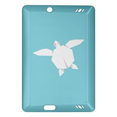 Pet Turtle Paper Origami Amazon Kindle Fire HD (2013) Hardshell Case