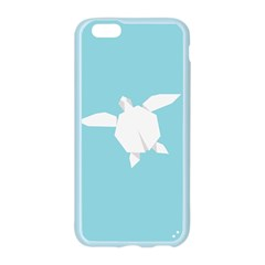Pet Turtle Paper Origami Apple Seamless iPhone 6/6S Case (Color)