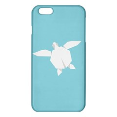 Pet Turtle Paper Origami iPhone 6 Plus/6S Plus TPU Case
