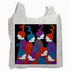 People Recycle Bag (Two Side)