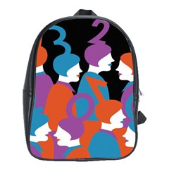 People School Bags(Large)