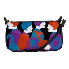 People Shoulder Clutch Bags
